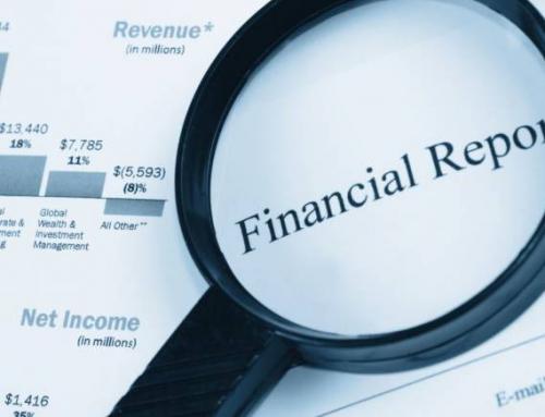 Báo cáo tài chính đã được kiểm toán năm tài chính 2019
